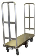 Bulk Delivery Carts