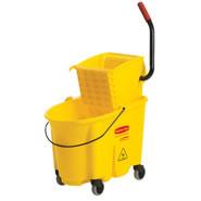 WaveBrake® Mop Bucket Combo