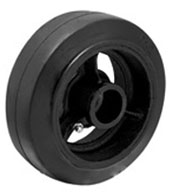 Rubber Tread Wheels