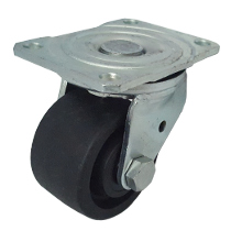 Top Plate Swivel Caster-HX1435-3X1-13/16ZN